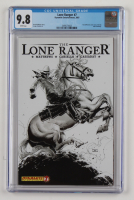 """2007 """"The Lone Ranger"""" Issue #7 Dynamite Entertainment Comic Book (CGC 9.8) at PristineAuction.com"""