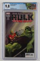 "2019 ""Immortal Hulk"" Issue #15 Marvel Comic Book (CGC 9.8) at PristineAuction.com"