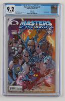 """2002 """"Masters of the Universe"""" Issue #1 Image/MV Creations Comic Book (CGC 9.2) at PristineAuction.com"""