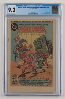 """Vintage 1982 """"Masters of the Univers Promotional Supplement"""" Issue #nn D.C. Comic Book (CGC 9.2) at PristineAuction.com"""