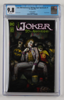 """2020 """"Joker 80th Anniversary 100-Page Super Spectacular"""" Issue #1 D.C. Comic Book (CGC 9.8) at PristineAuction.com"""