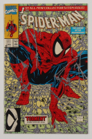 """Vintage 1990 """"Spider-Man: Torment"""" Vol. 1 Issue #1 Green Edition Marvel Comic Book at PristineAuction.com"""