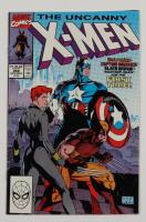 "Vintage 1990 ""Uncanny X-Men"" Vol. 1 Issue #268 Marvel Comic Book at PristineAuction.com"