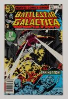 "Vintage 1979 ""Battlestar Galactica"" Vol. 1 Issue #1 Marvel Comic Book at PristineAuction.com"