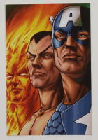 """2009 """"The Marvels Project"""" Issue #1 Marvel Comic Book at PristineAuction.com"""
