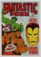 """1982 """"Fantastic Four"""" Issue #9 Marvel Comic Book at PristineAuction.com"""