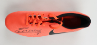 Andres Iniesta Signed Nike Soccer Cleat (Beckett COA) at PristineAuction.com