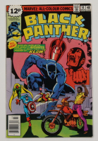 """Vintage 1979 """"Black Panther"""" Vol. 1, Issue #14 Marvel Comic Book at PristineAuction.com"""
