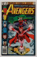 """Vintage 1979 """"Avengers"""" Vol. 1, Issue #186 Marvel Comic Book at PristineAuction.com"""