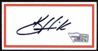 "Kevin Harvick Signed 2"" x 4"" Metal Cut (Fanatics Hologram) (See Description) at PristineAuction.com"