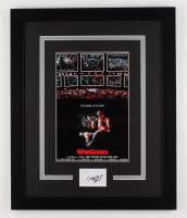 "Matthew Broderick Signed ""War Games"" 18.5x22.5 Custom Framed Photo Display (AutographCOA COA) at PristineAuction.com"