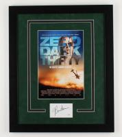"Jessica Chastain Signed ""Zero Dark Thirty"" 18.5x22.5 Custom Framed Photo Display (AutographCOA COA) at PristineAuction.com"