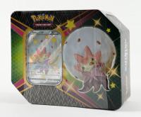 Pokemon Shining Fates Tin - Eldegoss at PristineAuction.com