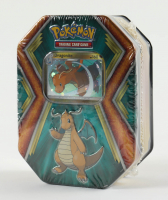 Pokemon TCG: Dragon Tin - Dragonite at PristineAuction.com