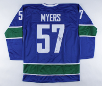Tyler Myers Signed Jersey (Beckett COA) at PristineAuction.com