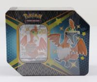 Pokemon TCG: Shining Fates Tin - Cramorant at PristineAuction.com