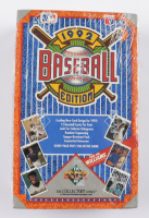 1992 Upper Deck Low # Baseball Hobby Box of (36) Packs at PristineAuction.com