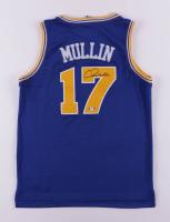 Chris Mullin Signed Warriors Jersey (PSA Hologram) at PristineAuction.com
