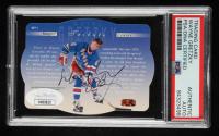 Wayne Gretzky Signed 1996-97 SPx #GT1 Tribute (PSA Encapsulated & JSA Hologram) at PristineAuction.com