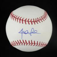 John Lamb Signed OML Baseball (SidsGraphs COA) at PristineAuction.com