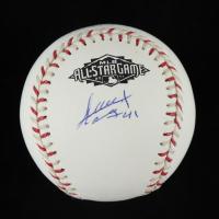 Alexi Ogando Signed 2011 All-Star Game Baseball (PSA COA) at PristineAuction.com