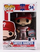 Bryce Harper - Phillies - MLB #34 Funko Pop! Vinyl Figure at PristineAuction.com