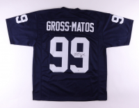 Yetur Gross-Matos Signed Jersey (Beckett COA) at PristineAuction.com