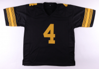 Dustin Colquitt Signed Jersey (Beckett COA) at PristineAuction.com