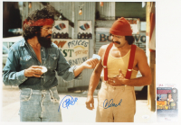"""Tommy Chong & Cheech Marin Signed """"Up in Smoke"""" 16x20 Photo (JSA COA) at PristineAuction.com"""