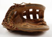 "Pete Rose Signed Vintage Mizuno Baseball Glove Inscribed ""1963 ROY"" (PSA COA) at PristineAuction.com"