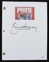 """Bill Nighy Signed """"Pride"""" Movie Script (AutographCOA COA) at PristineAuction.com"""