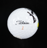 Trevor Immelman Signed Masters Logo Golf Ball (JSA COA) at PristineAuction.com