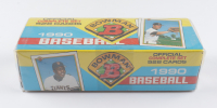 1990 Bowman Baseball Factory Complete Set of (528) Baseball Cards at PristineAuction.com