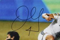 Omar Gonzalez Signed LA Galaxy 11x14 Photo (PSA COA) at PristineAuction.com