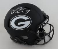 Champ Bailey Signed Georgia Bulldogs Full-Size Authentic On-Field Eclipse Alternate Speed Helmet (Beckett Hologram & Prova Hologram) at PristineAuction.com