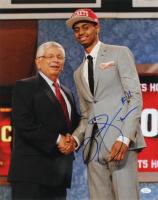 Jeremy Lamb Signed Rockets 16x20 Photo (JSA COA) at PristineAuction.com