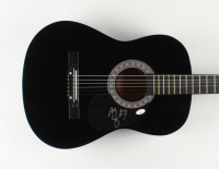 """Billy Ray Cyrus Signed 38"""" Acoustic Guitar (JSA COA) (See Description) at PristineAuction.com"""