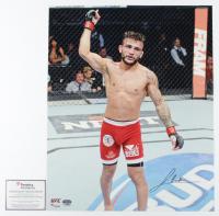 John Lineker Signed 16x20 UFC Photo (Fanatics Hologram) at PristineAuction.com