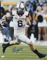 Baker Mayfield Signed Oklahoma Sooners 16x20 Photo (Beckett COA) at PristineAuction.com