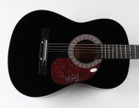 "Lisa Loeb Signed 38"" Acoustic Guitar (JSA COA) (See Description) at PristineAuction.com"