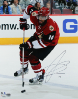 Anthony Duclair Signed Coyotes 16x20 Photo (Fanatics Hologram) at PristineAuction.com