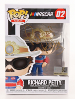 Richard Petty Signed NASCAR #2 Funko Pop! Vinyl Figure (PSA COA) (See Description) at PristineAuction.com