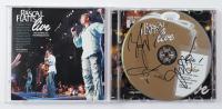 "Gary LeVox, Jay DeMarcus & Joe Don Rooney Signed Rascal Flatts ""Rascal Flatts Live"" CD Disc Cover (JSA COA) at PristineAuction.com"