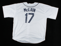 Denny McLain Signed Jersey with Multiple Inscriptions (PSA COA) at PristineAuction.com