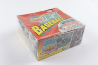 1991 Topps Baseball Wax Box with (36) Packs (See Description) at PristineAuction.com
