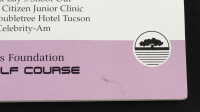 Pat Paulson Signed 1996 LPGA Program (JSA COA) at PristineAuction.com