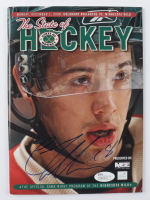 """Colton Gillies Signed """"The State of Hockey"""" Magazine (JSA COA) at PristineAuction.com"""
