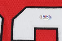 Yusei Kikuchi Signed Jersey (PSA COA) (See Description) at PristineAuction.com