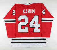 Dominik Kahun Signed Jersey (Beckett Hologram) at PristineAuction.com