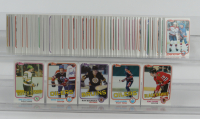 1981-82 Topps Complete Set of (198) Hockey Cards with Wayne Gretzky #16 at PristineAuction.com